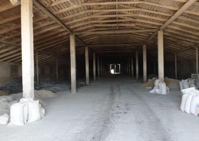 Sale of the sunflower seed processing complex, Zaporizhzhya region